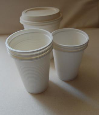 Biodegradable Plastic PLA Cups