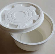Biodegradable Plastic Food Containers