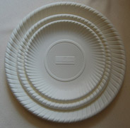 Biodegradable Plastic PLA Plates